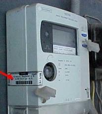 Premières exportations en Inde - Scellés de sécurité pour compteur électrique