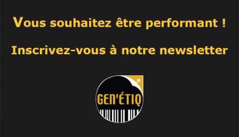 Newsletter Gen'étiq