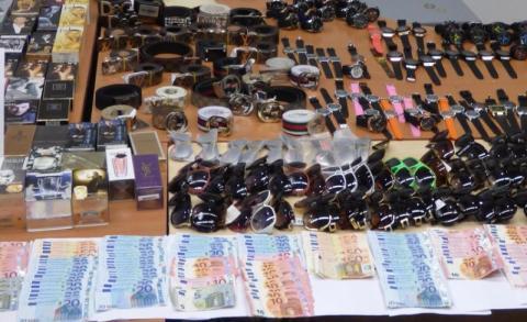 Un détective lutte contre la contrefçon