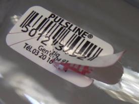 Etiquette anti-contrefaçon Pulsline®