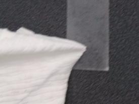 Etiquette Velcro adhésive (auto-accrochant)