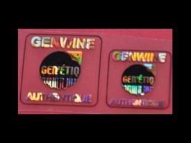 Genwin Hologramme personnalisé