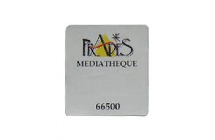 Etiquettes RFID personnalisées